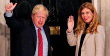 رئيس وزراء بريطانيا وصديقته ينتظران أول مولود