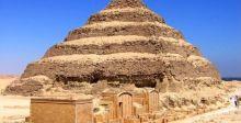 ترميم أقدم اهرام فرعوني في مصر