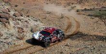 صحراء السعودية تنفتح لمغامرات رالي داكار