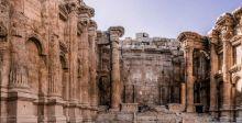 عواميد قلعة بعلبك اللبنانية مهددة بالتغيّر المناخي