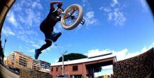 ركوب دراجة أحادية...من فن السيرك الى المغامرة الممتعة