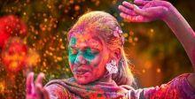 عيد الألوان والحب في الهند