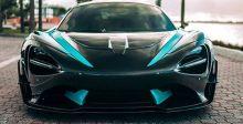 السيارة الغريبة ثلاثية الأبعاد