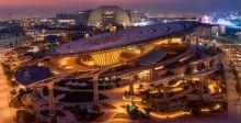 استمتع العالم في إكسبو 2020 دبي بعرض موسيقي