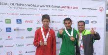 سعوديون سبّاقون في اولمبياد النمسا