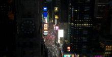 حين تنقطع الكهرباء في مانهاتن في نيويورك