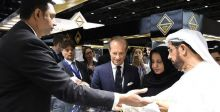 معرض دبي الدولي للمجوهرات 2018  يعود للعام الثاني