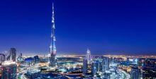 برج خليفة ناطحة سحاب في قلب دبي