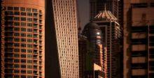 عمارات دبي في عين مصوّر