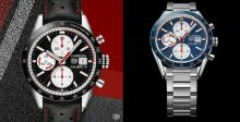الساعة TAG Heuer Carrera Calibre 16 Chronograph