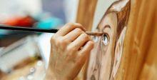 مسابقات في الابتكار والشعر والفن التشكيلي والتصوير