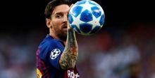 ميسي بين انتقاد الارجنتين وإشادة جمهور برشلونة