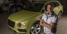 Bentley Bentayga تنافس في سباق بايكس بيك الشهير