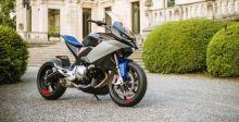 الظّهور الأوّل لفكرة BMW Motorrad 9cento