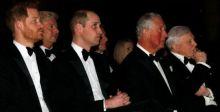 لماذا حضرت العائلة المالكة البريطانية مسلسل أور بلانت؟