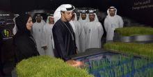 الشيخ منصور بن زايد يطلع على مستقبل الإنسان عام 2100