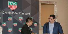 تاغ هوير تدعم برنامج التدريب العالمي للمشاريع الناشئة