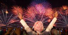 """الإمارات تطرق أبواب """"غينيس ٢٠٢٠"""" بعروض الألعاب النارية"""