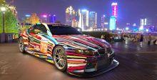 سيارة  BMW الفنية من الرقمي الى الواقع