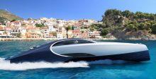 أفخم اليخوت بلمسة Bugatti