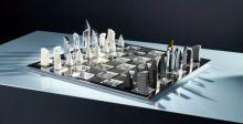لعبة الشطرنج بأزاميل المبدعين