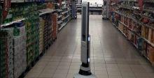 أول روبوت في سوبر ماركت في دولة عربية!