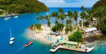خمسةُ أسباب للسفر الى الكاريبي