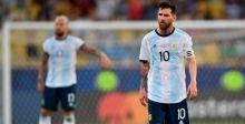 ميسي:الفساد والحكام يمنعون التمتع بكرة القدم