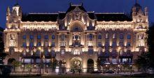 موسم احتفاليّ في فورسيزونز بودابست