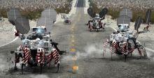 استخدام روبويات تتجوّل لإصلاح البيئات