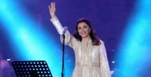 ماجدة الرومي تغني في السعودية