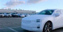 فولفو تنضم الى صانعي السيارات في الانتاج الكهربائي