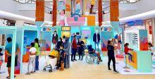 تسوق على أسلوب مهرجان دبي للتسوق في برجمان