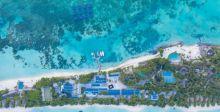 أكبر نظام شمسي يطفو في المالديف لبيئة أفضل