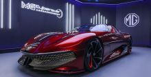 'إم جي موتور' تكشف المزيد من التفاصيل عن سيارتها Cyberster