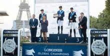 Longines ترعى فعالية خيول في باريس