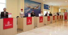 طيران الإمارات تفتتح أول محطة لإنهاء إجراءات سفر ركاب الرحلات البحرية