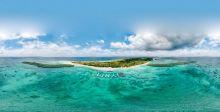 سيام وورلد المالديف يعلن عن افتتاح أكبر حديقة مائية عائمة