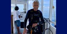 لوك لاتابي.. قصّة بطل الغوص وساعة Seamaster