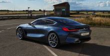 بالفيديو: هذا تصميم ال BMW 8 Series Coupe