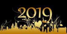 التفاؤل ضوء في العام الجديد