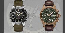 شراكة IWC و Goodwood تنتج ساعة Spitfire