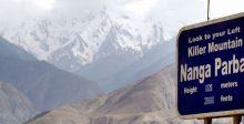 ايطالي وبريطاني يخفقان في تسلق جبل الموت